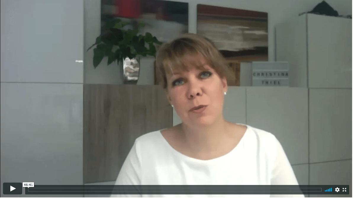 Christina Thiel: Chefsache: Der GesundheitsTALK